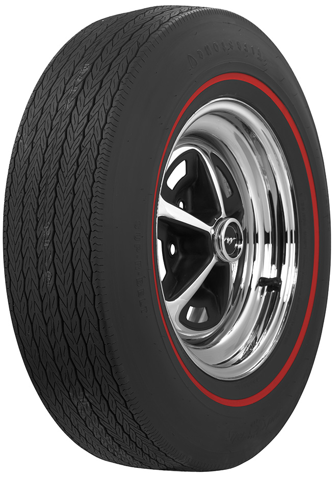 Firestone Wide Oval Muscle Car Tires Free Shipping