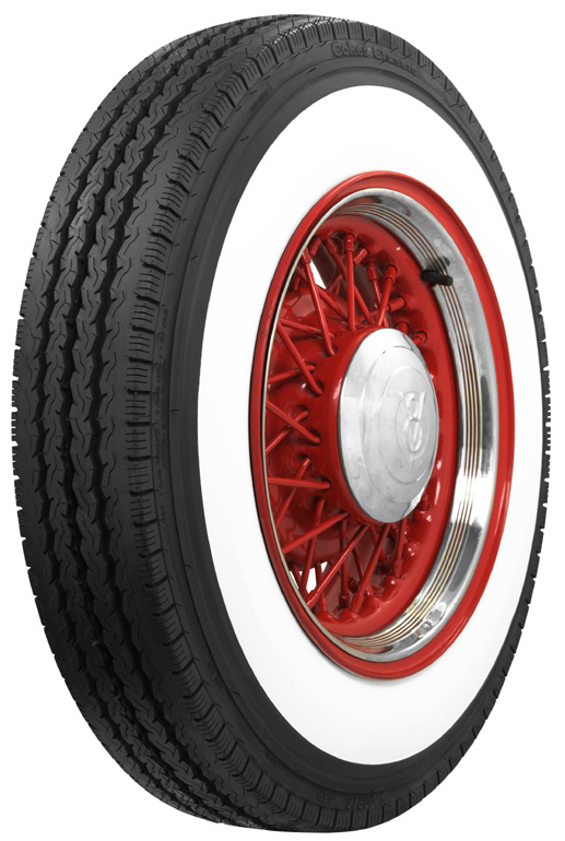 free shipping on coker classic radial whitewall tires