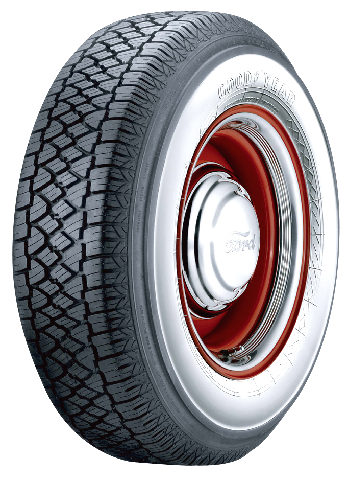 Goodyear Whitewall Tires | Discount White walls