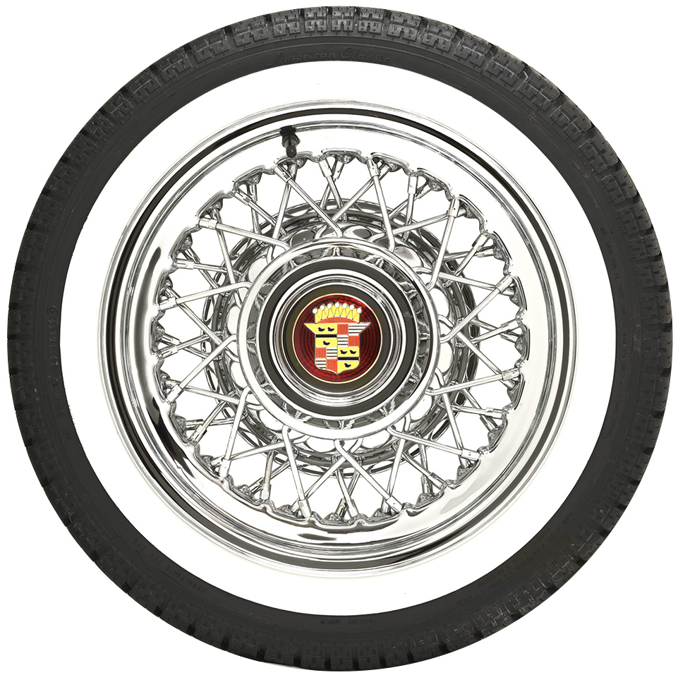 Wide Whitewall Tires For Classic Cars