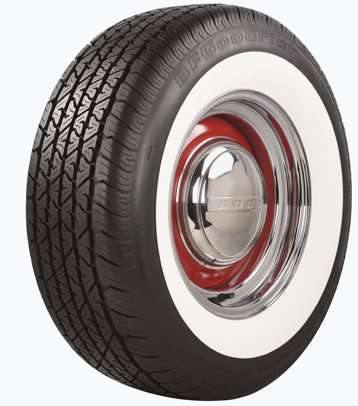 BFGoodrich Whitewall Tires Discount White walls