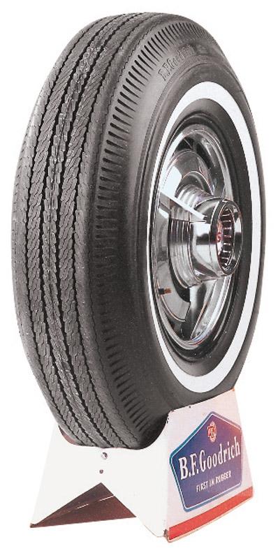 BFGoodrich Bias Ply Whitewall Tires Discount White Walls