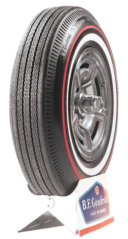 How To Buy Tires >> BFGoodrich Bias Ply Whitewall Tires Discount White Walls