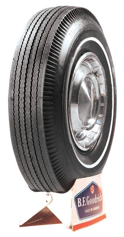 White Wall Tires >> BFGoodrich Bias Ply Whitewall Tires Discount White Walls