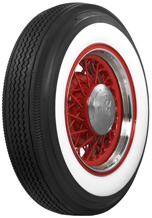Discount Coker Wide Whitewall Tires White Walls