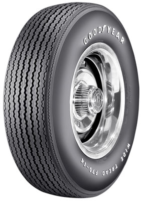 f7014 speedway wide tread raised white letters red stripe and white stripe