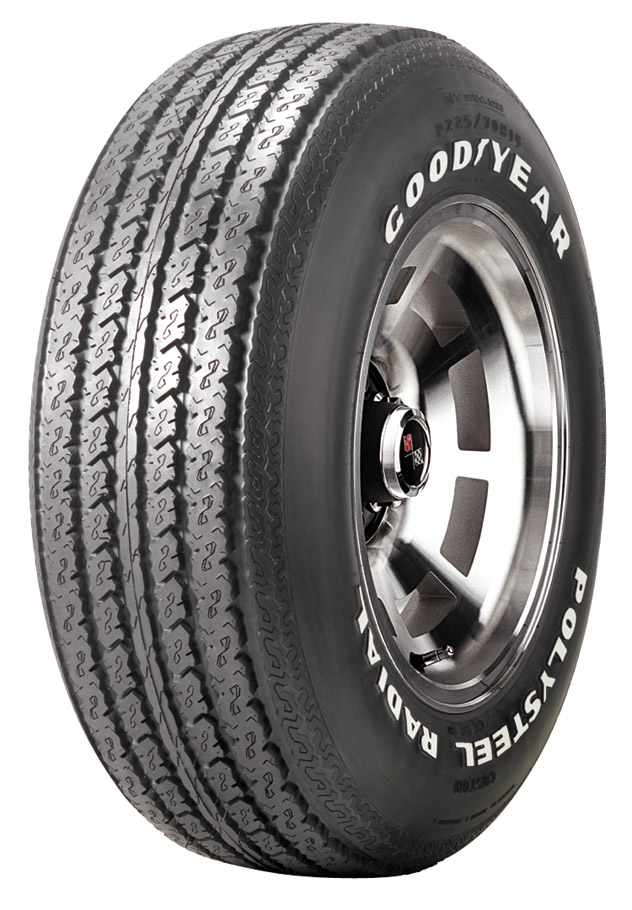 Goodyear Performance Muscle Car Tires