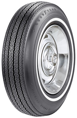 if you are into midyear corvettes then this is the goodyear tire for you